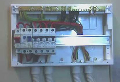 Commercial - Electrical switchboard