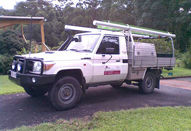 Domestic - Electrician's Ute